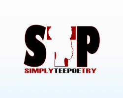 Simply Tee Poetry Web Logo